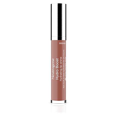 Neutrogena - Neutrogena Hydro Boost Hydrating Lip Shine, 27 Almond Nude, 0.1 Ounce