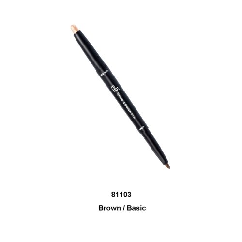 e.l.f. - e.l.f. Eyeliner and Shadow Stick, Brown Basic, 0.038 Ounce