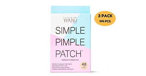 WKND Cosmetics - Hydrocolloid Acne Patch Absorbing Spot Dot