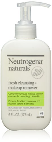 Neutrogena - Neutrogena Naturals Fresh Cleansing Plus Makeup Remover - 6 Oz (Pack of 3)