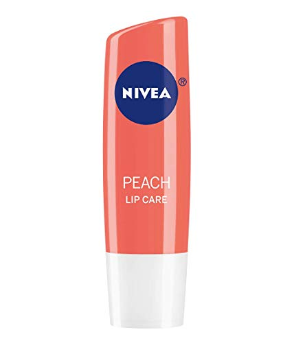 Nivea Nivea Peach Lip Care 0.17 oz / 4.8 g (Pack of 1)