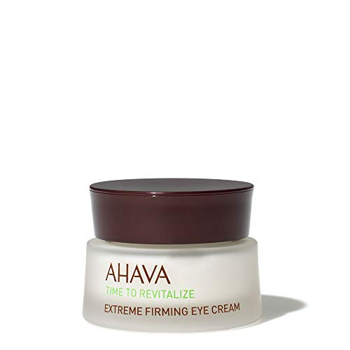 AHAVA - Dead Sea Firming Eye Cream, Time to Revitalize