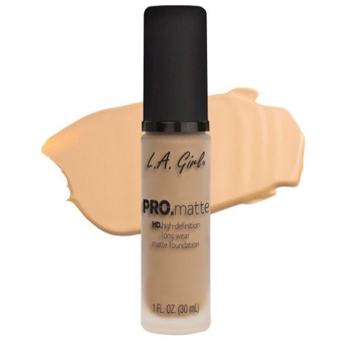 L.A. Girl - PRO.Mattte HD Long Wear Foundation