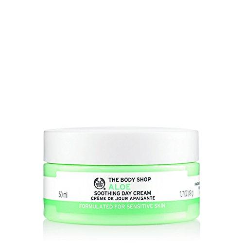 The Body Shop - The Body Shop Aloe Soothing Day Cream Regular, 1.7 Ounce