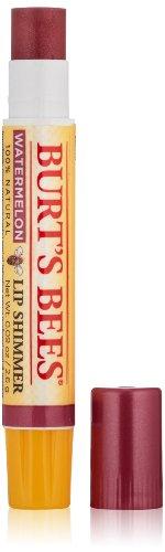 Burt's Bees - Burt's Bees 100% Natural Moisturizing Lip Shimmer, Watermelon - 1 Tube, 0.09 ounce
