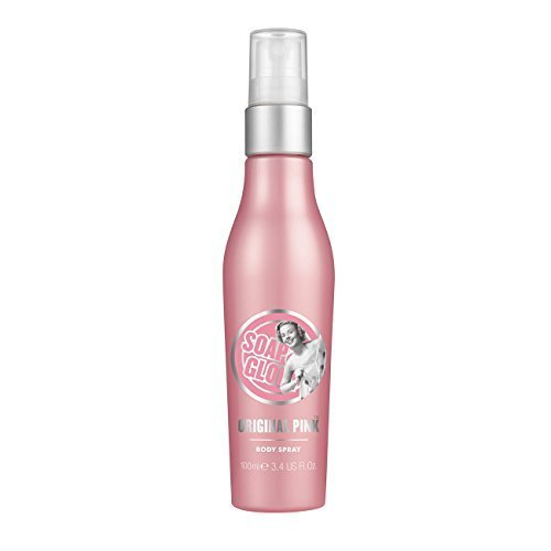 Soap & Glory - Soap And Glory Original Pink Fragrant Body Spray 100ml by Soap & Glory