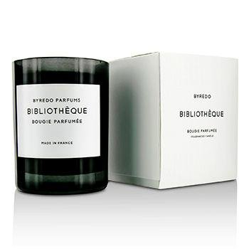 Byredo Fragranced Candle, Bibliotheque