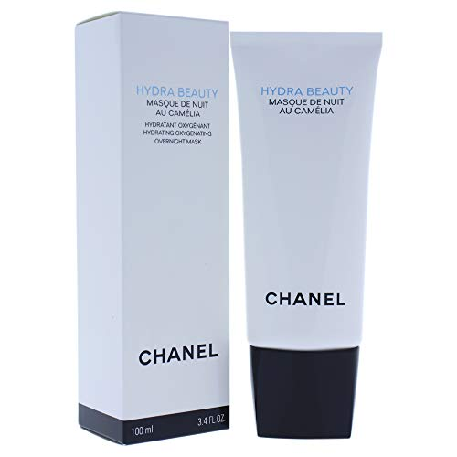CHANEL - Chanel Hydra Beauty Masque Overnight Mask for Unisex, 3.4 Ounce