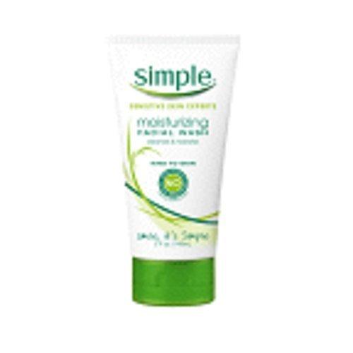 Simple - Moisturizing Facial Wash