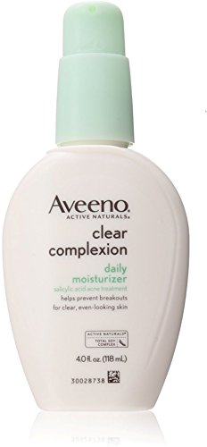 Aveeno Salicylic Acid Acne-Fighting Daily Face Moisturizer