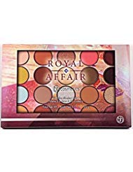BHCosmetics - 20 Color Eyeshadow Palette, Royal Affair