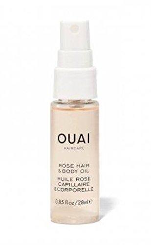 Ouai - Ouai Rose Hair & Body Oil, Deluxe Travel Size, .85