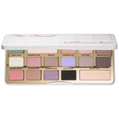 Too Faced - TOO FACED White Chocolate Bar Eyeshadow Palette Limited edition