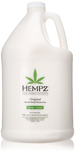 Hempz - Hempz Moisturizer Lotion Gallon, 128 Ounce