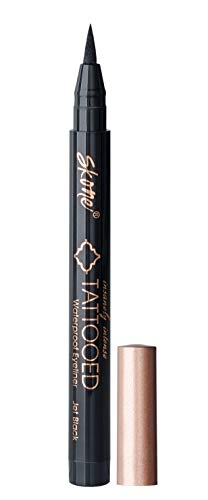 Skone Insanely Intense Tattooed Eyeliner, Jet Black