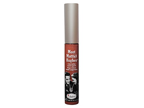 theBalm - Meet Matte Hughes Lip Color, Committed