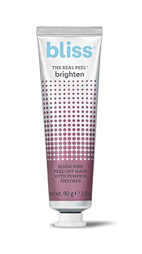 Bliss - The Real Peel Brighten Blush Pink Peel-Off Face Mask
