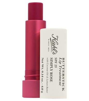 Kiehl's - Butterstick Lip Treatment SPF 25, Simply Rose