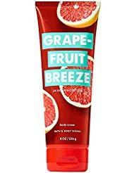 Bath & Body Works - Grapefruit Breeze Ultra Shea Body Cream