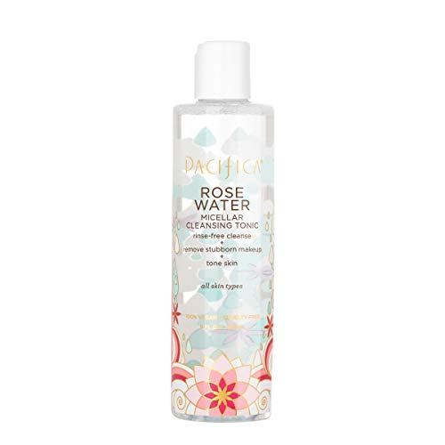 Pacifica - Beauty Rose Water Micellar Cleansing Tonic