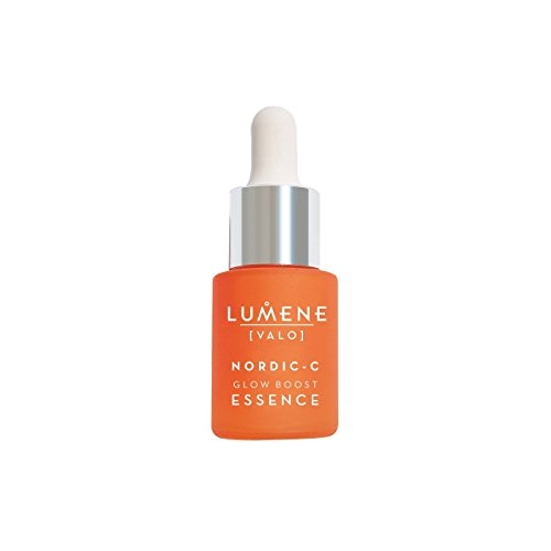 Lumene - Lumene Valo Glow Boost Essence Mini Facial Moisturizer - 0.5oz