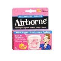 Airborne - Effervescent Pink Grapefruit