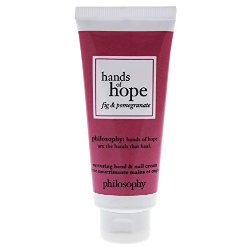 Philosophy - Philosophy Hands Of Hope for Unisex Hand Cream, Fig and Pomegranate, 1 Ounce