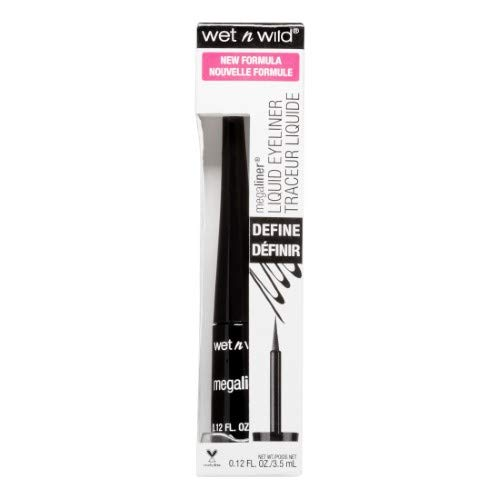 Generic - Wet N Wild Mega Liner Liquid Liner (Pack of 10)