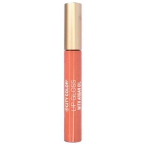 CITY COLOR - CITY COLOR Lip Gloss With Argan Oil - Girl Next Door