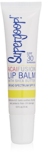 Supergoop! - Fusion Lip Balm SPF 30, Acai