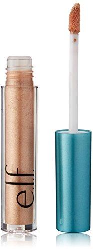 e.l.f. Cosmetics - Aqua Beauty Molten Liquid Eyeshadow, Brushed Copper