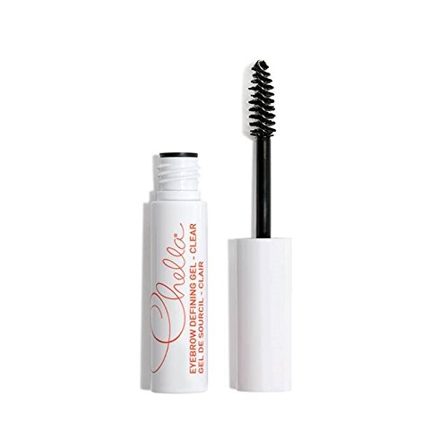 Chella Chella Eyebrow Defining Clear Gel to Lift and Hold the Eyebrow Hairs and Groom Them Into Place - Clear (4mL / 0.14 oz.)