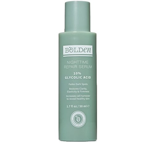 Bolden - Nighttime Repair Serum with 10% Glycolic Acid