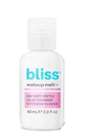 Bliss Jelly Cleanser With Rose Flower