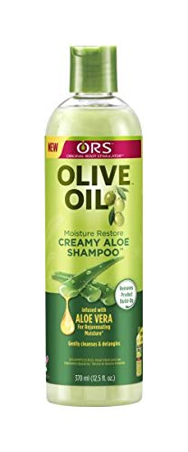 Organic Root (ORS) - Ors Shampoo Olive Oil Creamy Aloe 12.5oz (Pack of 2)