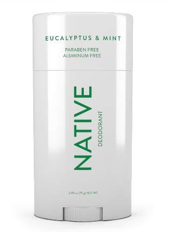 Native Deodorant - Native Deodorant Eucalyptus & Mint 2.65oz