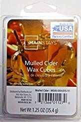 Mainstay - Mainstays Wax Melts, Mulled Cider