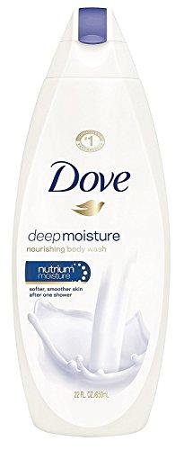 Dove - Dove Body Wash Deep Moist Size 22z Dove Body Wash Deep Moisture 22z