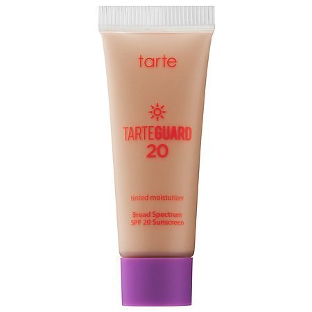 Tarteguard - Tarteguard 20 Tinted Moisturizer Broad Spectrum SPF 20 Sunscreen deluxe sample in light Medium - 0.25 oz/ 7.5 mL