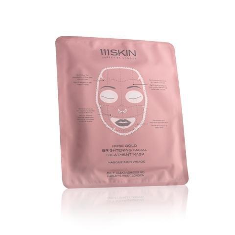 111 SKIN 111SKIN Rose Gold Brightening Facial Treatment Mask (1 Mask)
