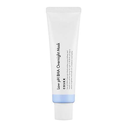 COSRX - COSRX Low pH BHA Overnight Mask 50ml