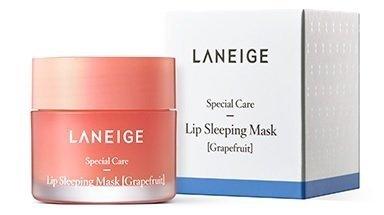 null - Laneige Lip Sleeping Mask – Grapefruit (Sweet Citrus) - @ Holiday Limited Edition @
