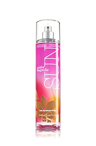 Bath & Body Works - Bath & Body Works Golden Magnolia SUN Fine Fragrance Mist 8 Fl Oz / 236 Ml