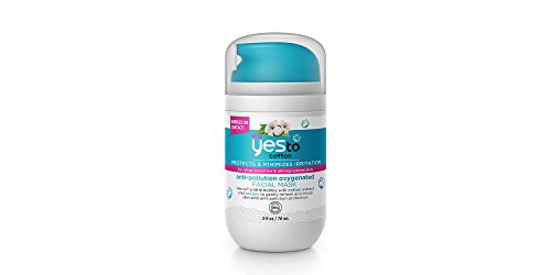 Yes To - Cotton Oxygenated Facial Mask