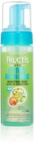 Garnier - Garnier Fructis Hydra Recharge Moisture Whip Leave-In Treatment for Dry Hair, 5 Fluid Ounce