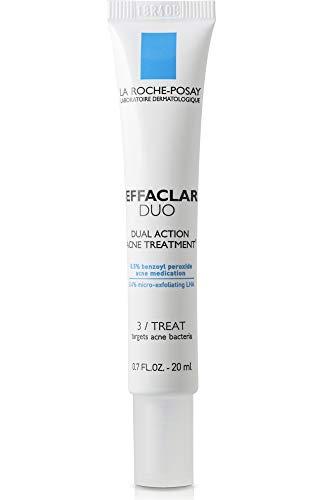La Roche-Posay - La Roche-Posay Effaclar Duo Acne Treatment with Benzoyl Peroxide, 0.7 Fl. Oz.