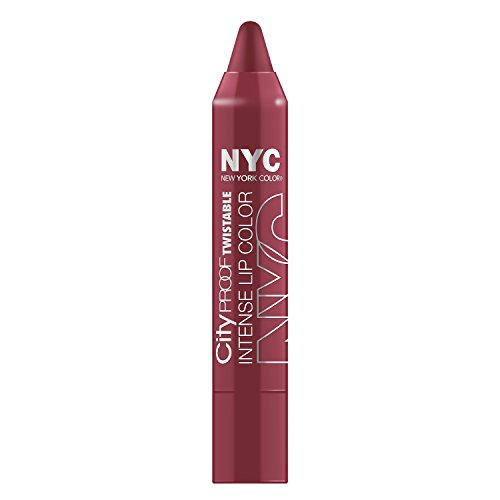 N.Y.C. - City Proof Twistable Intense Lip Color, Riverside Rose