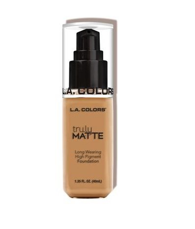 L.A. Colors - Truly Matte Foundation