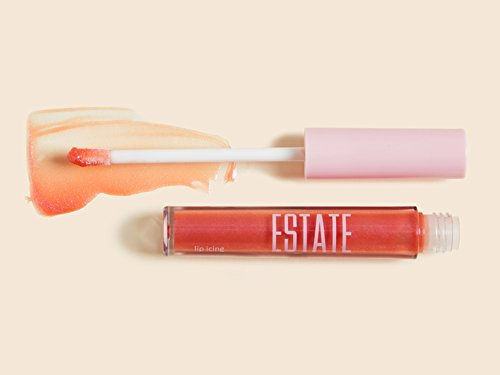 Estate Cosmetics Lip Icing in Goodie - Vegan and Cruelty Free Lip Icing / Lip Gloss 3.1g - Estate Cosmetics Lip Icing in Goodie - Vegan and Cruelty Free Lip Icing/Lip Gloss 3.1g