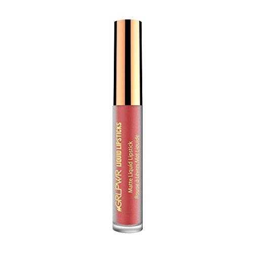 The Beauty Crop GRLPWR Liquid Lipstick - Peach Please